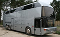 Ex-Ferrari F1 Neoplan High Deck